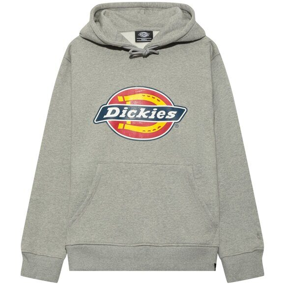 Толстовка Dickies San Antonio Regular Hoody Grey Melange