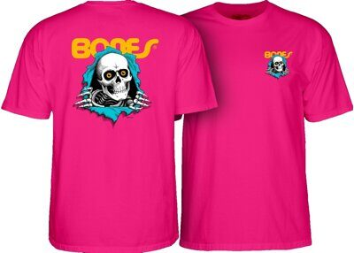 Футболка Powell Peralta Ripper Hot Pink