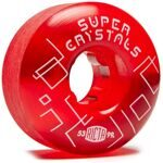 Колеса Ricta Super Crystals Red 99a 53mm