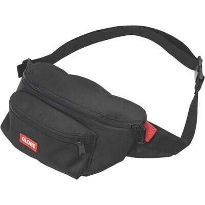 Сумка на пояс Globe Bar Waist Pack Black