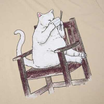 Футболка Ripndip Take Out Tee Tan