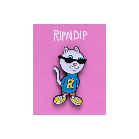 Значок Ripndip Nerm And The Gang Pin