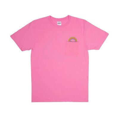 Футболка Ripndip My Little Nerm Tee Pink