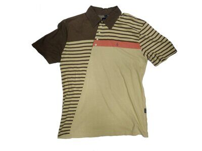 Футболка Volcom Jonas Polo Coffee