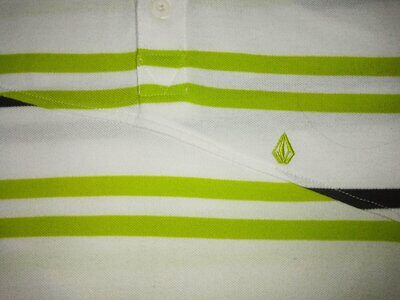 Футболка Volcom Shifted Polo White