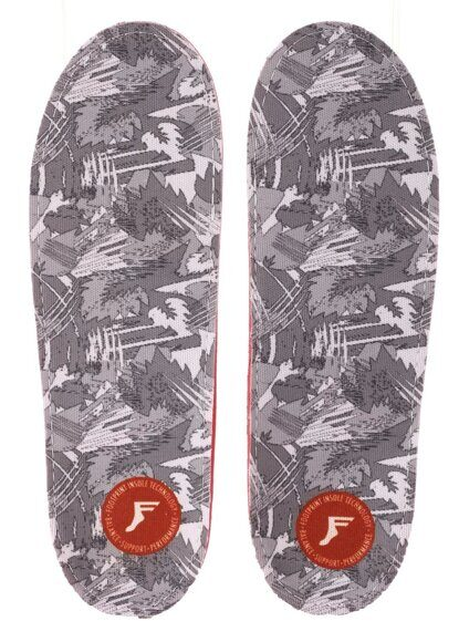 Стельки FOOTPRINT Gamechangers Lite White Camo