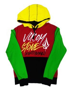 Толстовка Volcom Dare Pullover Fleece Red