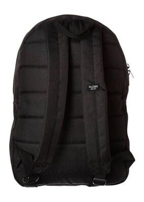 Рюкзак Globe Deluxe Backpack - black/red