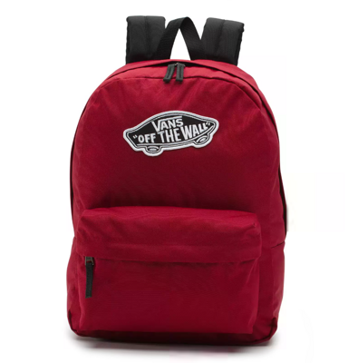 Рюкзак VANS Realm Backpack Biking Red