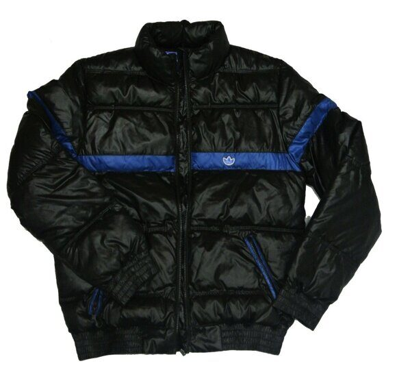 Куртка Adidas AC WINTER JKT BLACK