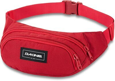 Сумка поясная Dakine HIP PACK DEEP CRIMSON