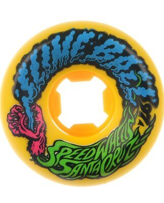 Колеса Santa Cruz Slime Balls Vomit Mini Neon Yellow 97a 54mm