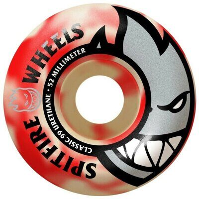 Колеса SPITFIRE WHEELS BIGHEAD SWIRL RED 52MM 99A