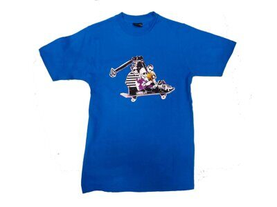 Футболка Volcom Atomic Skate Basic Tee Blue