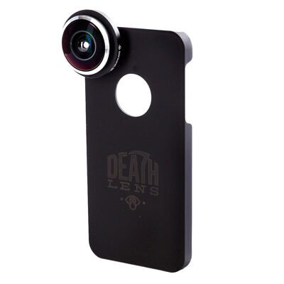 Чехол для Iphone 4S Ashbury Death Lens c линзой Fisheye Lens