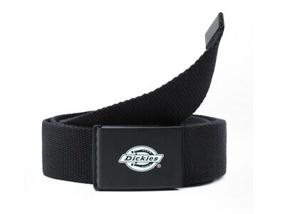 Ремень Dickies Orcutt Webbing Belt Black