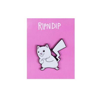 Значок Ripndip Catch Em All Pin