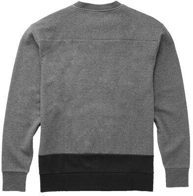 Толстовка Es Cera Tech Crew Grey Heather