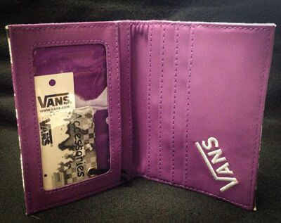 Кошелек Vans Mini Wallet Amethyst