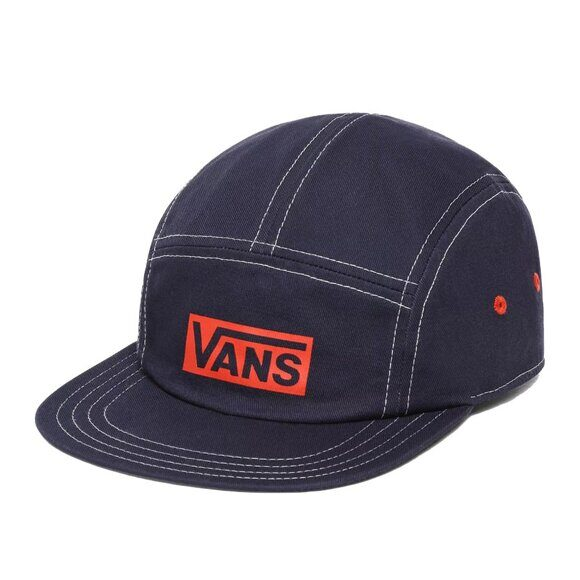 Бейсболка VANS PRO STICHED CAMP dress blu