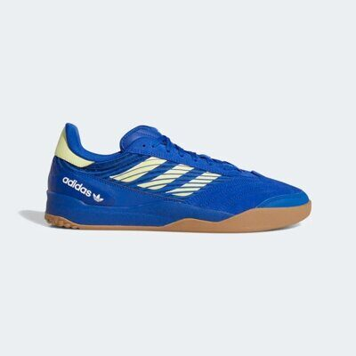 Кеды adidas Copa Nationale Royal Blue Yellow Tint Cloud White