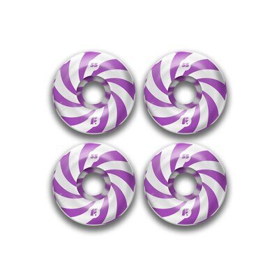 Колеса Footwork SWIRL PURPLE 53 мм 99A Classic