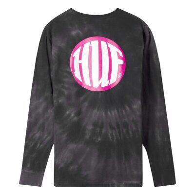 Лонгслив HUF High Definition L/S Tee Black