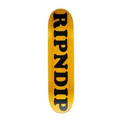 Дека Ripndip Love Is Blind Board Orange