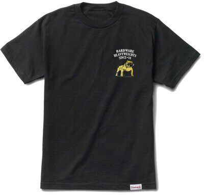 Футболка Diamond Bulldogs Tee Black