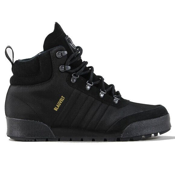 Кеды adidas Jake Boot 2.0 Black Black Black