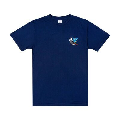 Футболка Ripndip Slopes Tee Navy