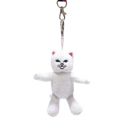 Брелок Ripndip Lord Nermal Plush Keychain
