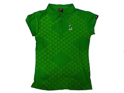 Футболка Cliche Poulette Polo Kelly Green