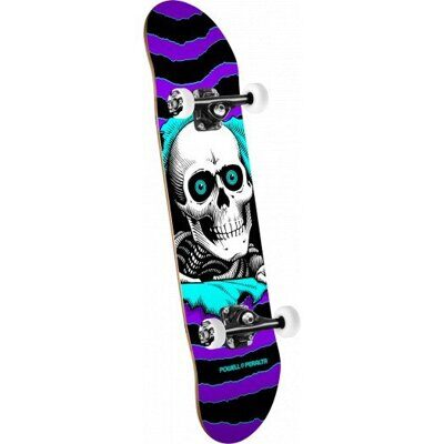 Скейтборд Powell Peralta Ripper One Off Purple Turquoise 8.0""