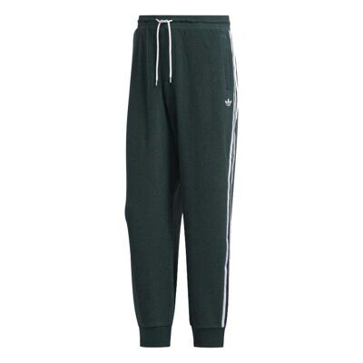 Брюки adidas Bouclette PNT Mineral Green White