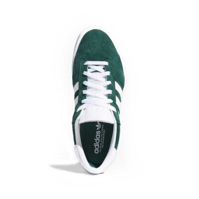 Кеды adidas Skateboarding Matchbreak Super Collegiate Green Cloud White Gold Metallic