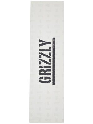 Шкурка Grizzly CLEAR STAMP GRIP CLEAR