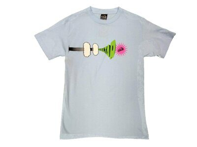 Футболка Lakai Crailtap Tee Light Blue