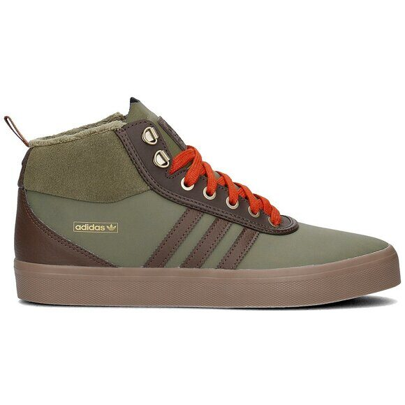 Кеды adidas Adi Trek Olive Brown Crach