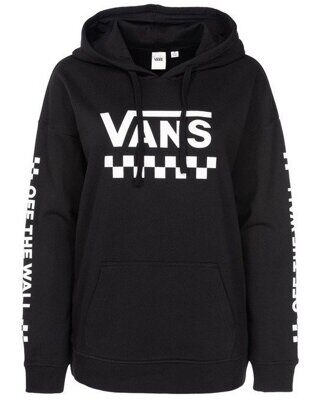 Толстовка VANS TOO MUCH FUN HOODIE Black