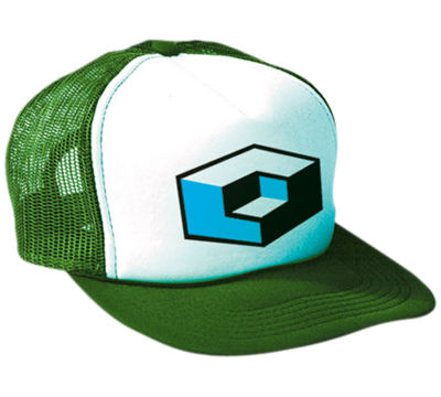 Бейсболка Consolidated Cube - Mesh Cap