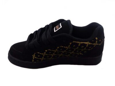Кеды Globe Viceroy Girls Black Gold SA