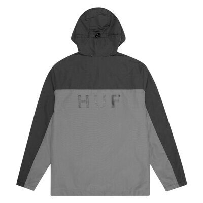 Ветровка HUF Standard Shell 3 Jacket Black