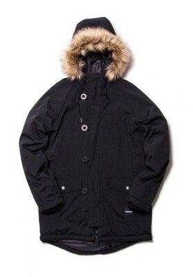 Куртка Footwork Amut Parka Black