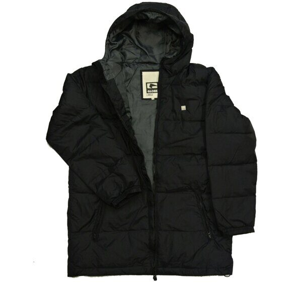 Пуховик Globe  Unify Jacket  BLACK