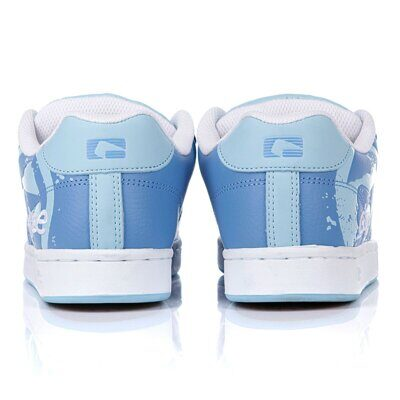 Кеды Globe Vice SS Girls Misty Blue Light Blue