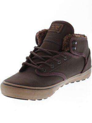 Кеды Globe Motley Mid brown brown - fur
