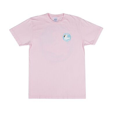 Футболка Ripndip Charged Up Tee Pink
