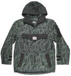 Анорак Grizzly Outdoor Alumni Jacket Grey