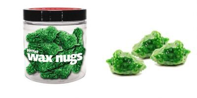 Воск Almost Wax Nugs Single Pack Green